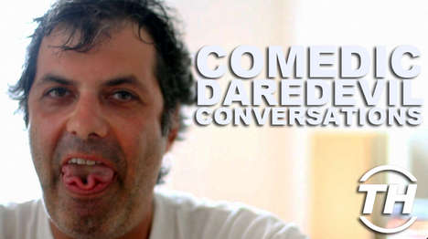 Comedic Daredevil Conversations - This Kenny Hotz Interview Shocks and Enlightens