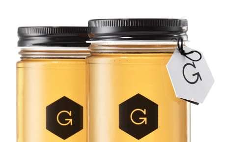Sweetly Simple Branding - Gibbs Honey Packaging Embodies the Basics of Product and Producer