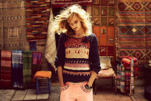 The Maison Scotch Spring 2013 Collection is Colorfully Carefree