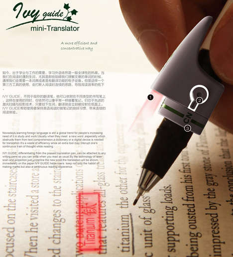 language translation pen