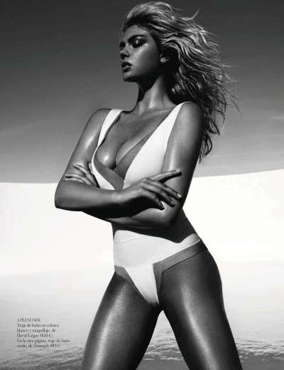 Enthralling Kate Upton Editorials