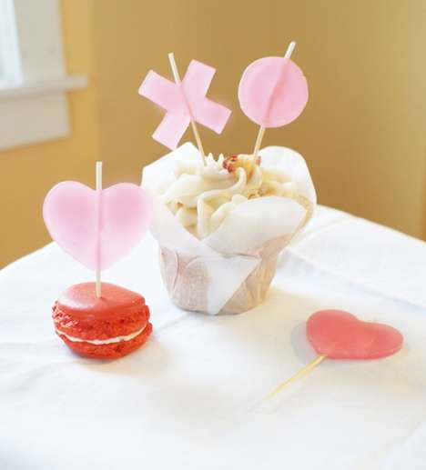 Valentine Candles 