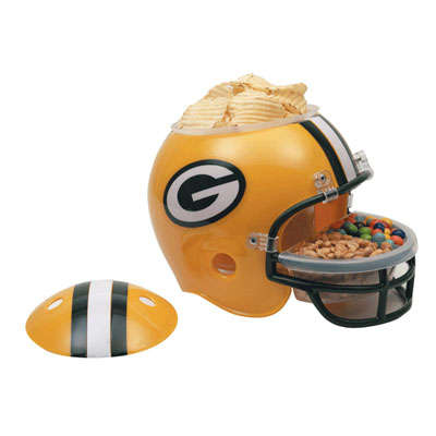 NFL Snack Helmets 