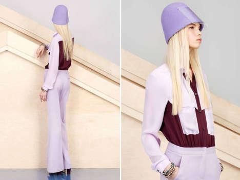 Alexander Lewis Pre-Fall 2013 