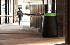 Recyclable Recycling Bins - TOT Garbage Can Improves and Embodies Good Waste Management Practices
