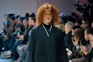 The Rick Owens Fall 2013 Menswear Line is Dark and Sleek