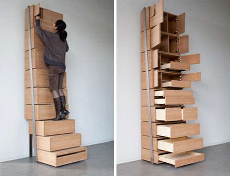 Creative Space-Saving Solutions