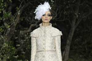 The Chanel Spring Couture 2013 Collection Stuns With Lavish Design
