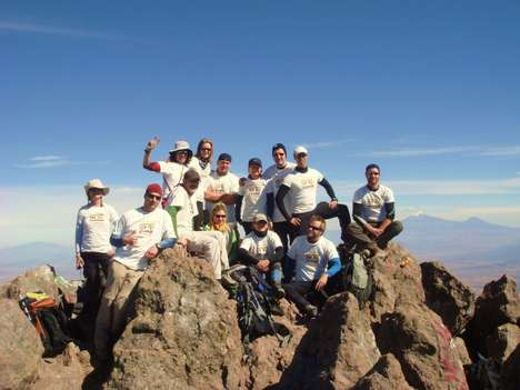 Adventure Philanthropy Platforms - 'Climb For Change' Lets You Crowdfund Your Excursion