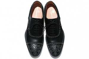 The Uniform Experiment S/S 2013 Studded Shoe Collection is Sleek