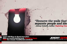 Remove the Walls that Separate People & Ideas - Jeremy Gutsche Discusses the Best Work Environments