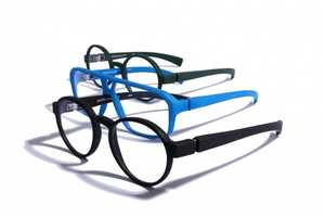 MYKITA MYLON Optical Glasses Come in Bold Retro Designs