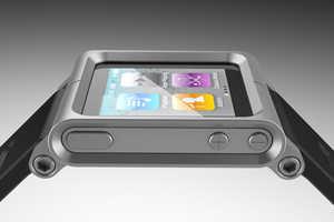 Tiktok + Lunatik Multi-Touch Watch Straps the Nano onto Your Wrist