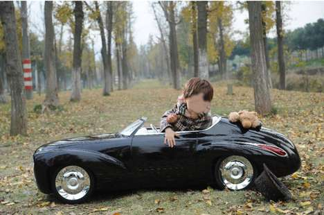 realistic toy car