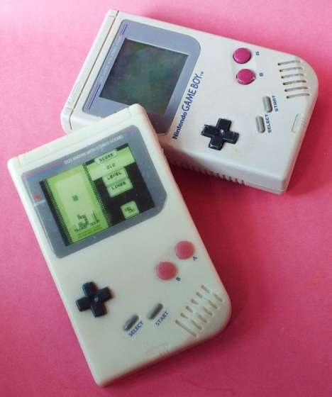 Gameboy Soap