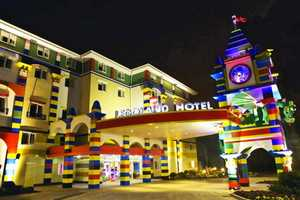 Legoland Hotel is Unveiled to the Delight of all Toy Fanatics
