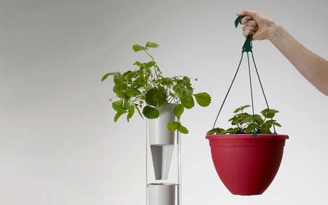 vertical food garden