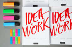 Inspiration-Igniting Handbook  - Idea Work Provides Insight into the Creative Process