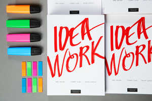 Idea Work Provides Insight into the Creative Process