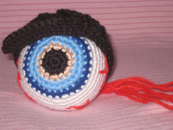 Hat-Wearing Ocular Plushies
