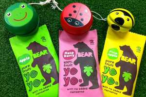 BEAR Nibbles Use Unaltered Fruit and Recyclable Packaging