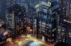 Detailed City Simulators