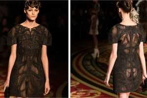 VOLTAGE Fashion Collection Unveils Couture 3D Printed Dresses