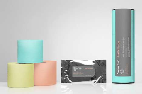 Smartas Toilet Paper Packaging