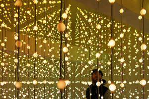 The Submergence Project by Squidsoup Challenges Perception
