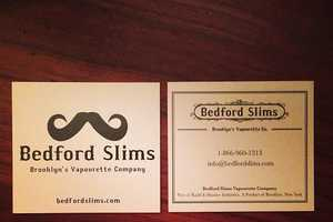 Two Brooklyn Artists Have Created Designs for Bedford Slims