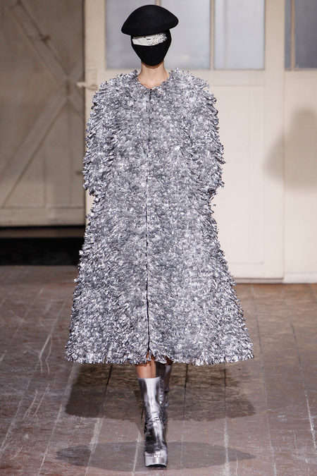 Margiela Spring Couture 2013