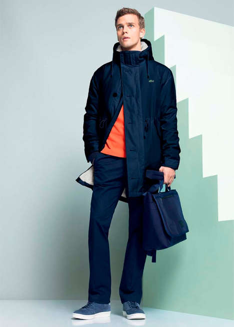 Lacoste Pre-Fall 2013 
