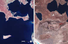 Luscious Satellite Photography