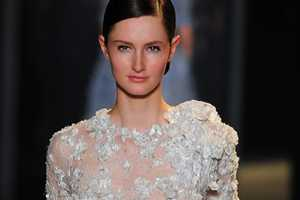 The Elie Saab Haute Couture S/S 2013 Collection Glistens