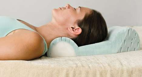 Neck Pain Relieving Pillow