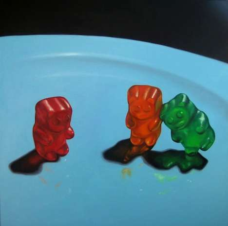 Candy Paintings