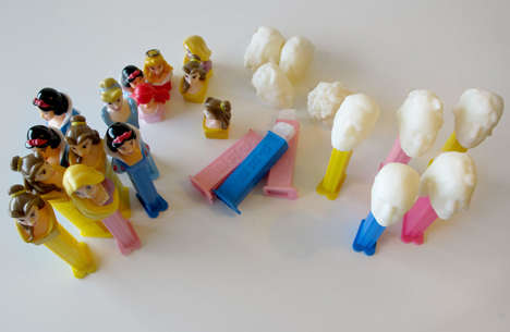 3D Printed PEZ Dispensers