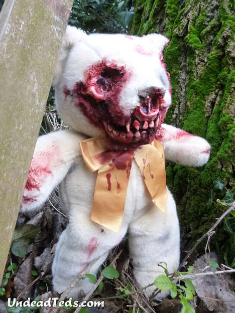 zombie teddy bears
