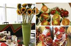Local Food-Sourced Events - Serendipity Catering Offers Seasonal Produce to Create Specialized Menus
