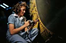 Brightened Wartime Captures