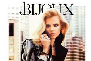 Vogue Paris 'Graphique District' Stars a Funky Magdalena Frackowiak