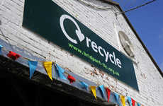 Community Resource Recycling - Bridport TLC Creates Partnerships to Reduce Waste