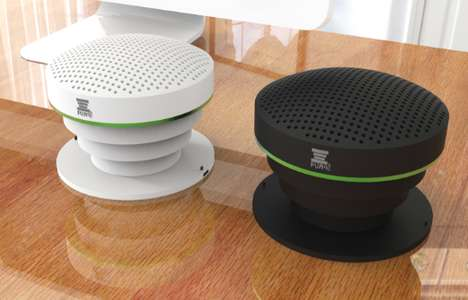 PumpItUp Speaker