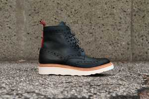 The Ronnie Fieg for Grenson 2013 Collection Features Sophisticated Boots