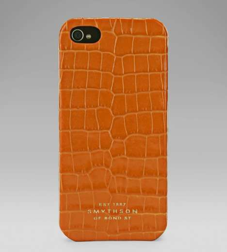 smythson iphone 5