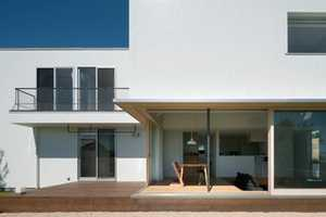 The Sliding Door House By Naoi Architecture & Design Office is Classic