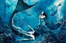 100 Mythical Mermaid Inspirations
