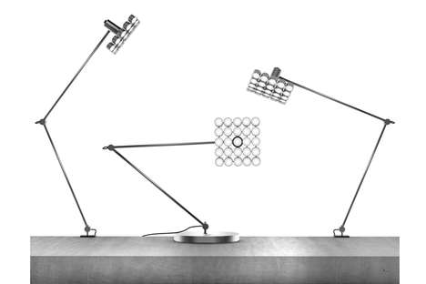 Projector LED Table Lamp