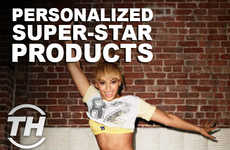 Personalized Superstar Products
