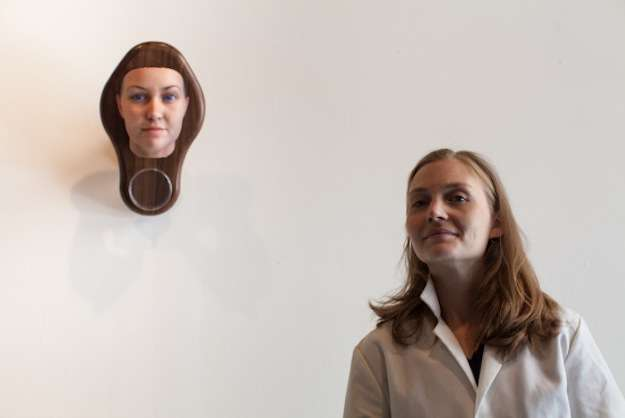 DNA-Constructed Portraits